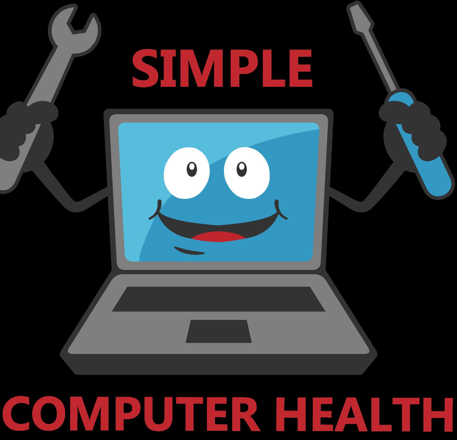 SIMPLE COMPUTER HEALTH